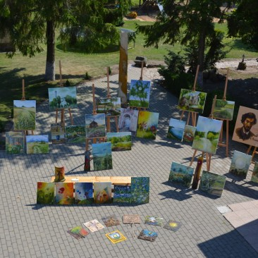 """In the Footsteps of Isaac Levitan"", the II International Workshop"