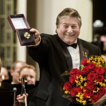 Concert Dedicated to the 70th Birthday Anniversary of Anatolij Shenderov