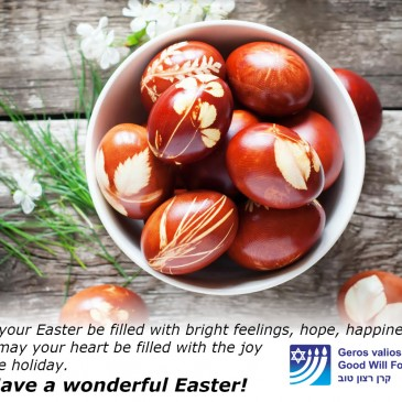 Have a wonderful Easter!