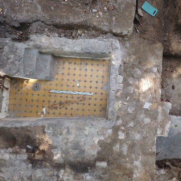 ARCHAEOLOGICAL RESEARCH OF THE GREAT SYNAGOGUE & SHULHOYF OF VILNA (VILNIUS)