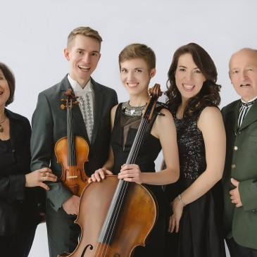 An internationally acclaimed musical family from Baltimore, known as The American Virtuosi has been invited to Lithuania for two weeks of Holocaust Remembrance events