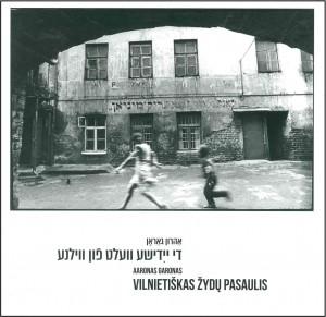 Garonas_Vilnietiškas žydų pasaulis_outline