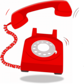 Henceforth You Can Contact the Good Will Foundation via Landline Telephone Line!