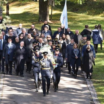 Good Will Foundation Board Chairs participated in Lithuanian Jewish Genocide Victims Commemoration Day on September 23
