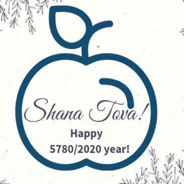 Kind Greetings on New Year – Rosh Ha Shana!