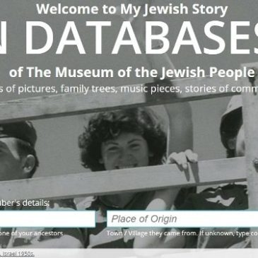 Museum of the Jewish People at Beit Hatfutsot invites to join community project!