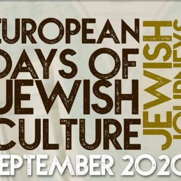 European Days of Jewish Culture events in September