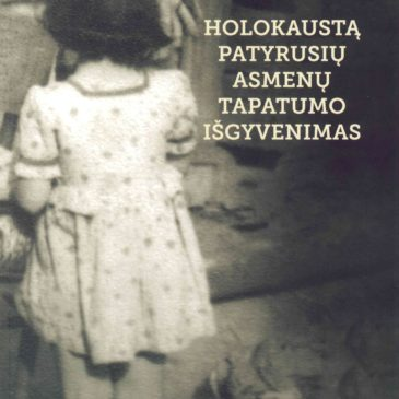 """The Monograph Ruth Reches """"Holocaust Survivors' Experience of Identity"""" can be purchased at the Good Will Foundation"""