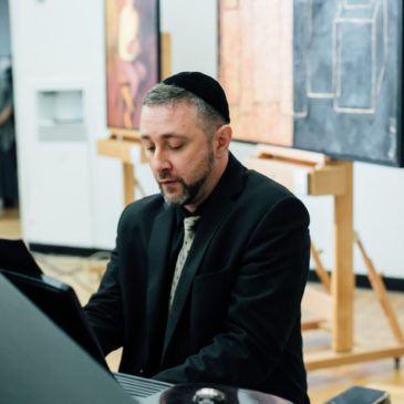 Concerts-meetings with composer and pianist dr. Uri Brener (Israel)
