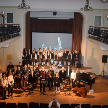 """October 11, 2020 Educational Concert """"Day in Vilnius"""" Took Place"""