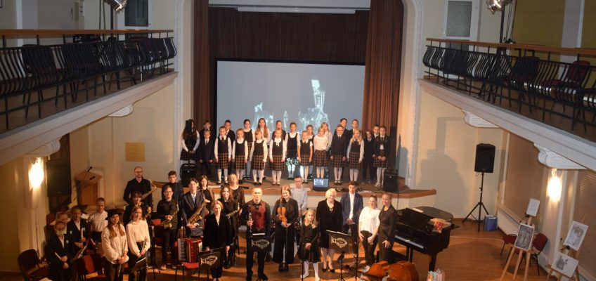 "October 11, 2020 Educational Concert ""Day in Vilnius"" Took Place"