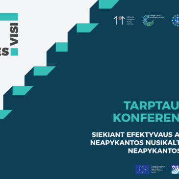 "International conference ""Assurance of Effective Response to Hate Crime and Hate Speech in Lithuania"""