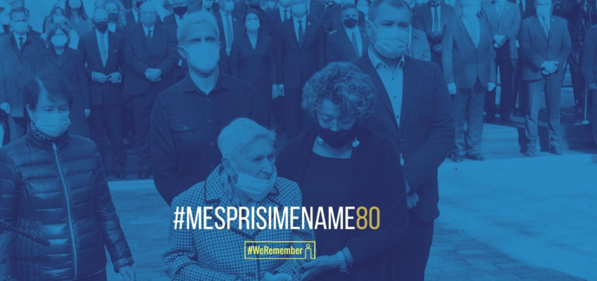 As the International Holocaust Remembrance Day approaches, Lithuanian Jewish (Litvak) Community invites everyone to join a world-wide campaign #WeRemember