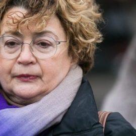 Faina Kukliansky Re-Elected Head of Lithuanian Jewish Community