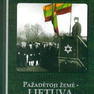 "The book ""Pažadėtoji žemė – Lietuva"" (Lithuanian) by Vilius Kavaliauskas can be purchased at the Good Will Foundation"